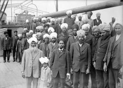 Sikhs sind in Indien eine Minderheit und emigrieren seit langem in andere Länder, um sich dort eine Existenz aufzubauen.