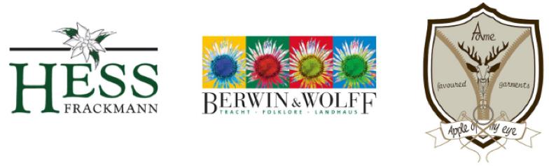 3 Marken unter einem Dach: Berwin & Wolff, Hess Frackmann und Apple of my Eye