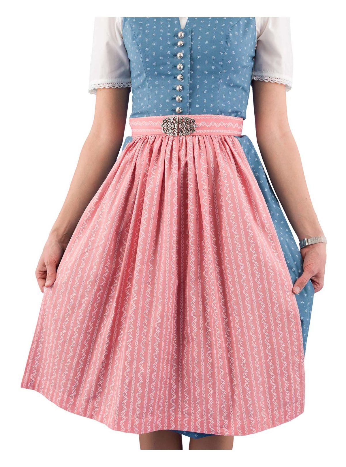 41fbbd546c4d47 Dirndlschürze MarJo 101265-123400 rosa 120 online kaufen | rohn-moden.de