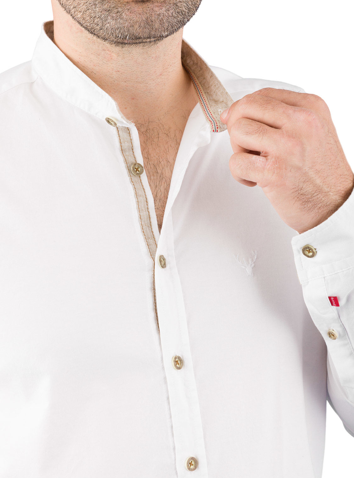 Arido Trachtenhemd Herren Langarm 2899 3295 20 Sidra Hospital