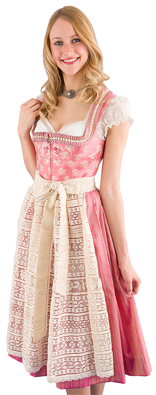 Dirndl mit optimaler Passform
