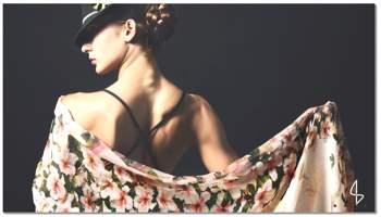 elegantes Tuch der Marke Purset