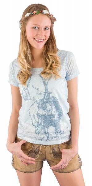 Trachten T-Shirt für Damen von Hangowear
