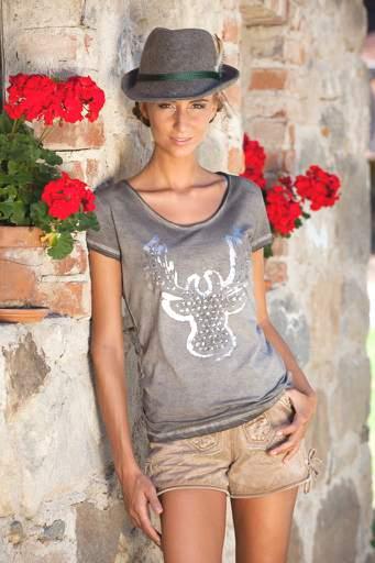 Trachten T-Shirt von Marjo